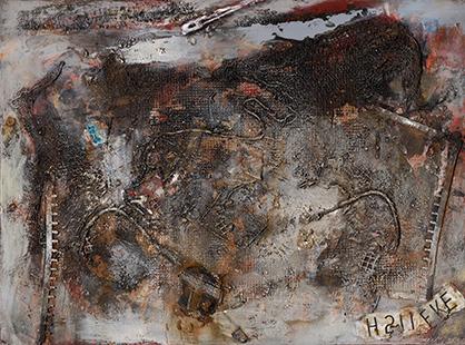 H211 FKE III  1997-8, 125 x 175 cm