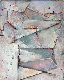 Towards The Horizon  2012-15, 38 x 30.5 cm