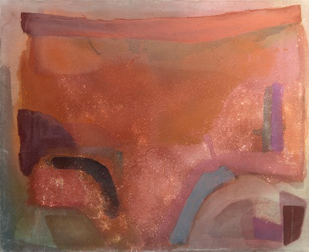 Monks Horton II  1973, 183 x 214 cm