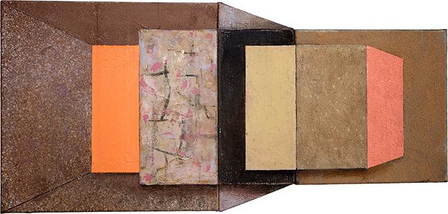Contradictions  2001-2, 41 x 86 cm