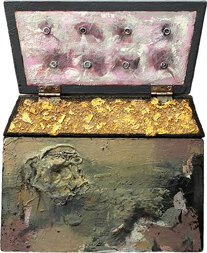 Pandora II  2002, 44 x 35 cm
