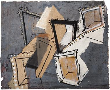 Frames  1994-5, 30 x 36 cm