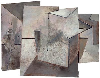 Multiple Interiors  2006-17, 58 x 64.5 cm
