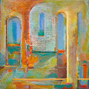 Openings  2003-19, 31 x 31 cm