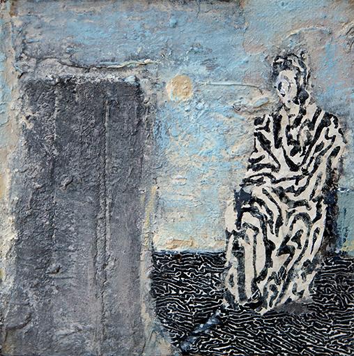 Reverie  2004-8, 21 x 21 cm