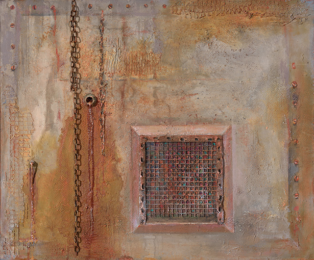 Vent  2005-12, 75 x 90 cm