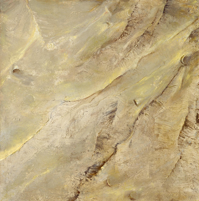 Downstream Flow II  1996-98, 153 x 153 cm