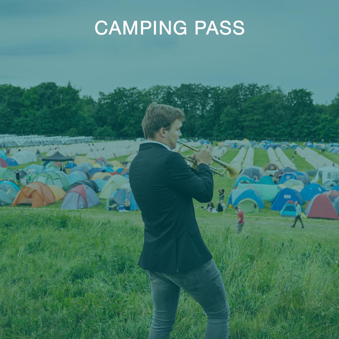 Adgang til campingområdet