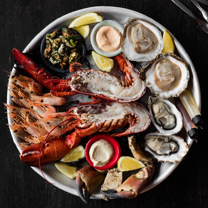 Wine & Shellfish Bar by Musling Bistro