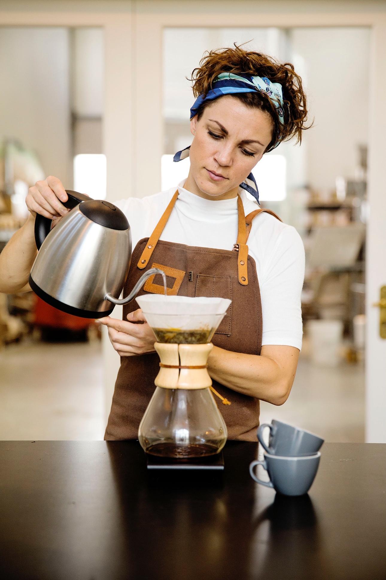 Sine Klejs, Holy Bean Coffee Roasters