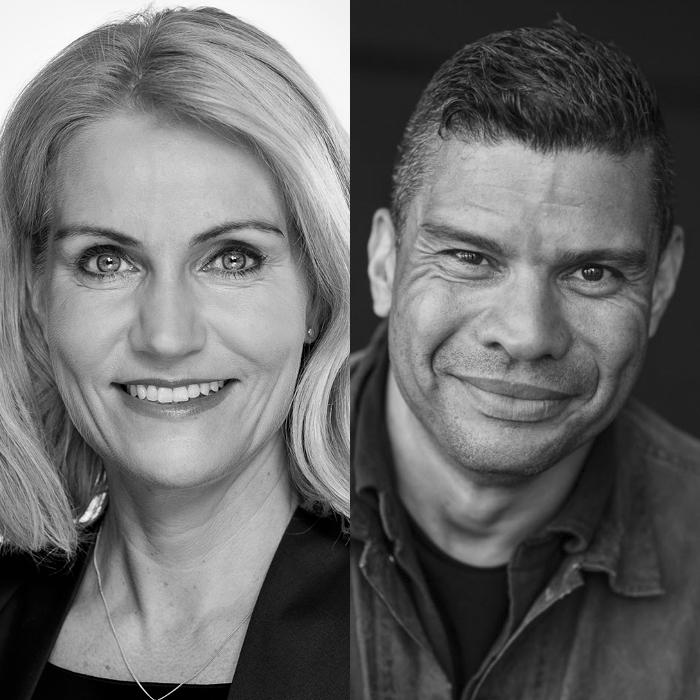 Helle Thorning-Schmidt & Vincent Hendricks