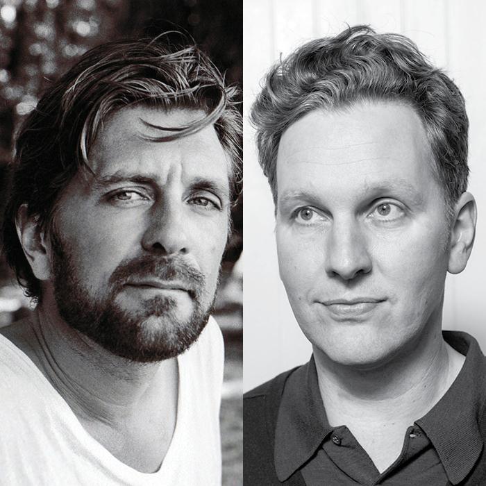 Ruben Östlund & David Shrigley