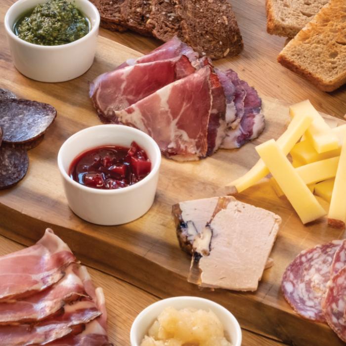 NORDFREDs - Fynske Sandwich & Tapas