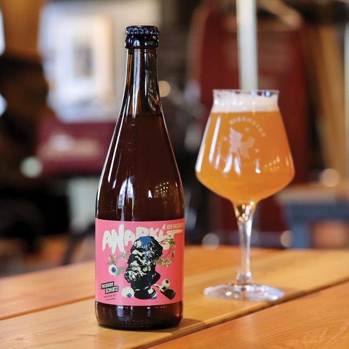 Anarkist Beer & Food Lab (feat. William Milsted)