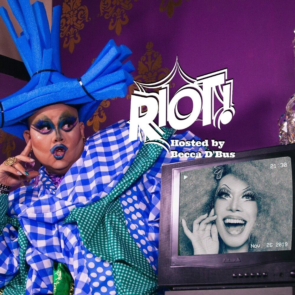 20 Oct — 10 Nov - Win a pair of tickets to Riot! Drag Show, courtesy of Mona Kee Kee.