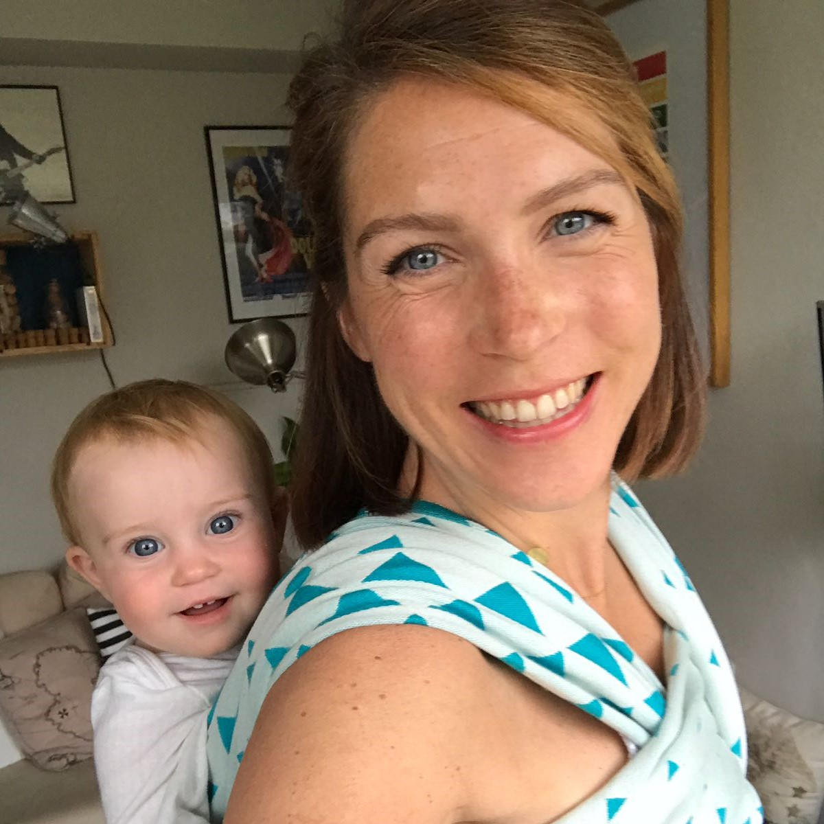 Katharine Boylan - Sling Consultant & Parenting Coach