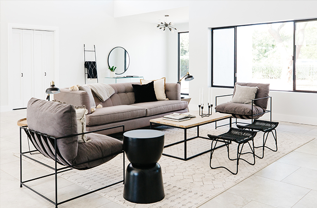 - Create a beautiful space that you can enjoy for years to come! We'll worry about the details.
