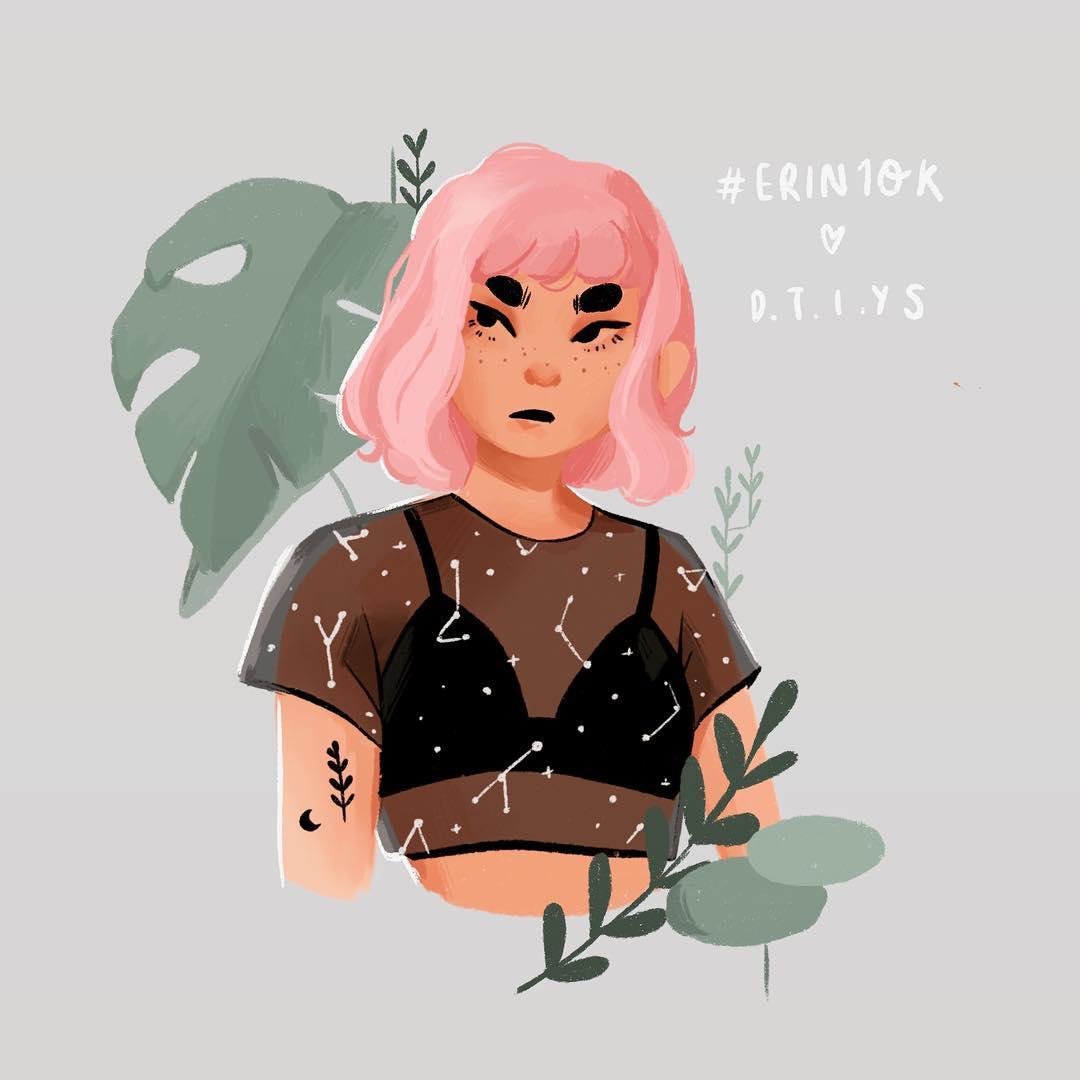 Eryn Jaye Illustration