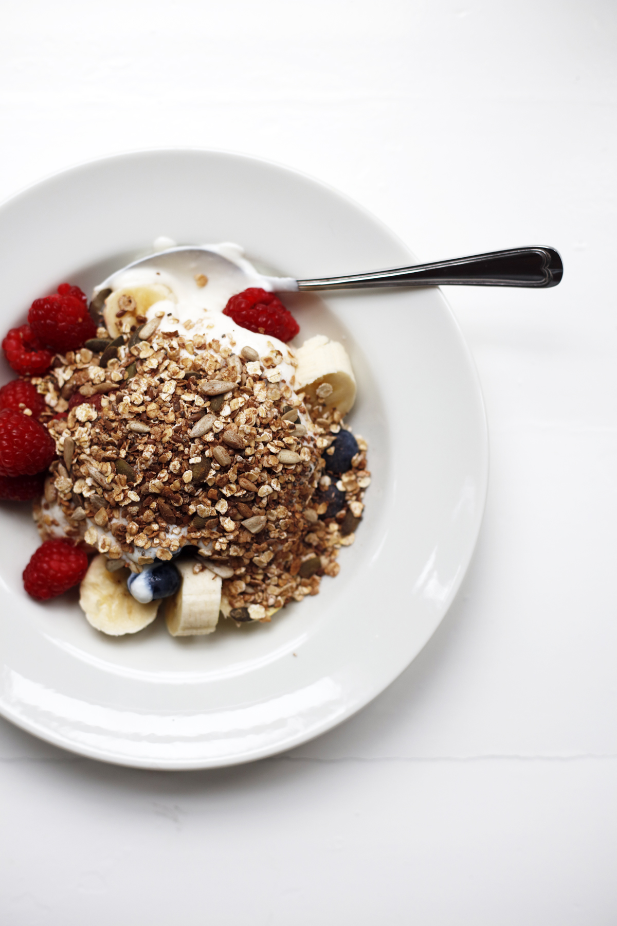 vegan and gf granola food bandits