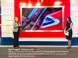 Entrevista de Paraguay TV