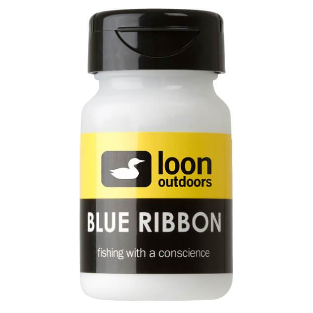 LOON Blue Ribbon and Dust dessicant