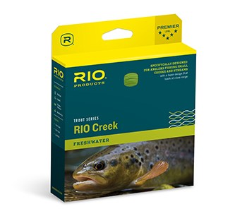 RIO Creek fly line