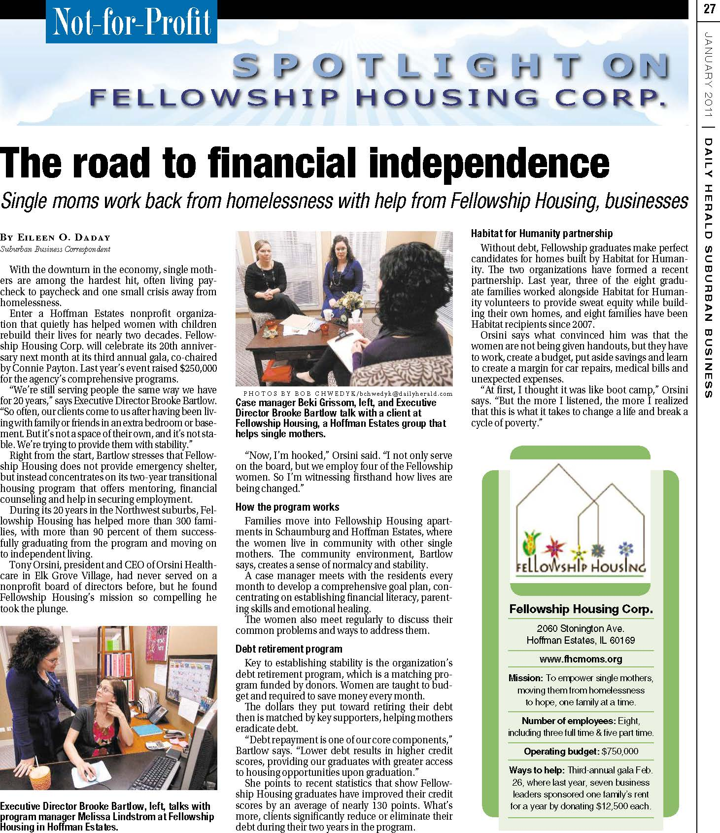 about us — Fellowship Housing