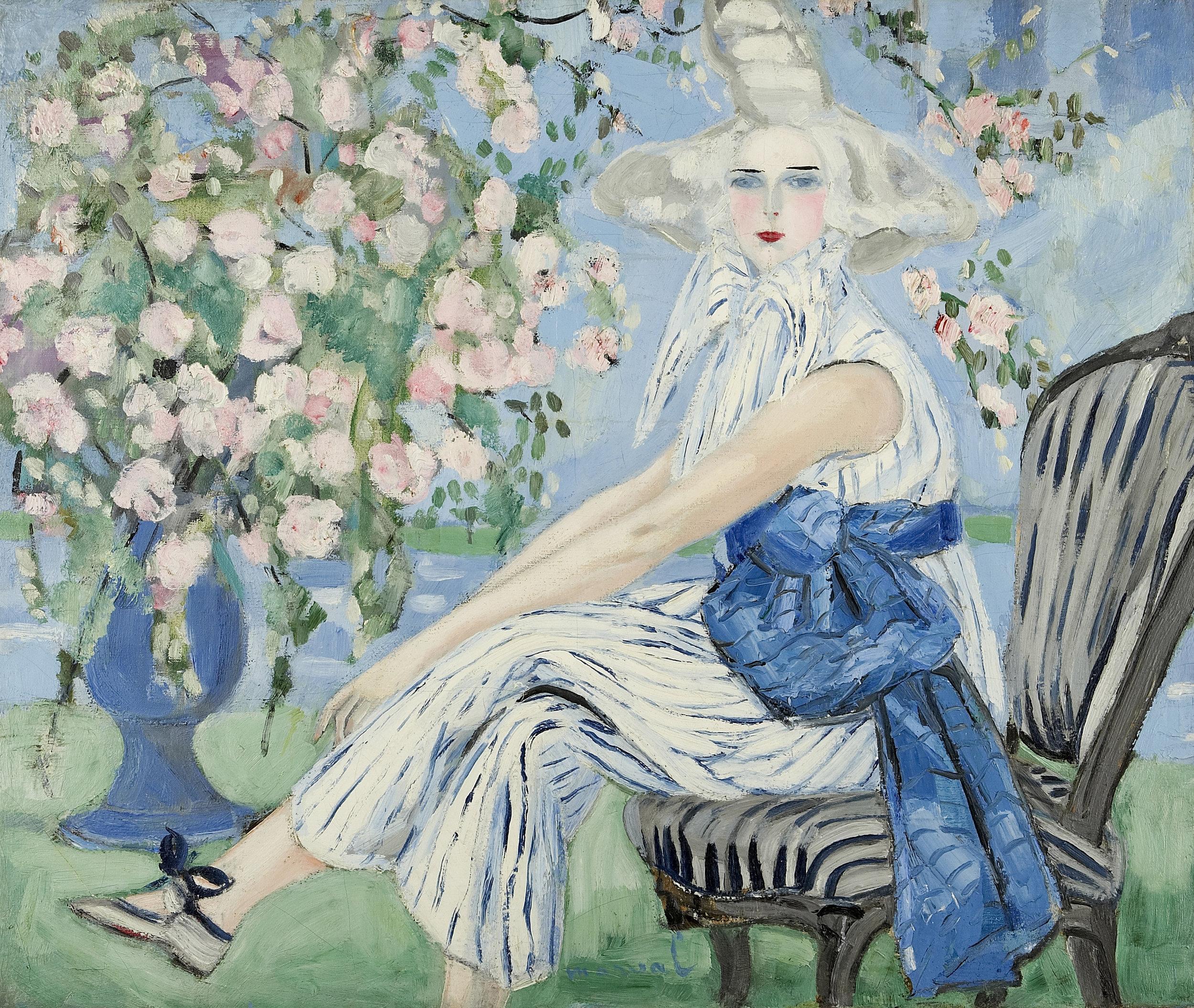 La Figurante, Jacqueline Marval, 1923