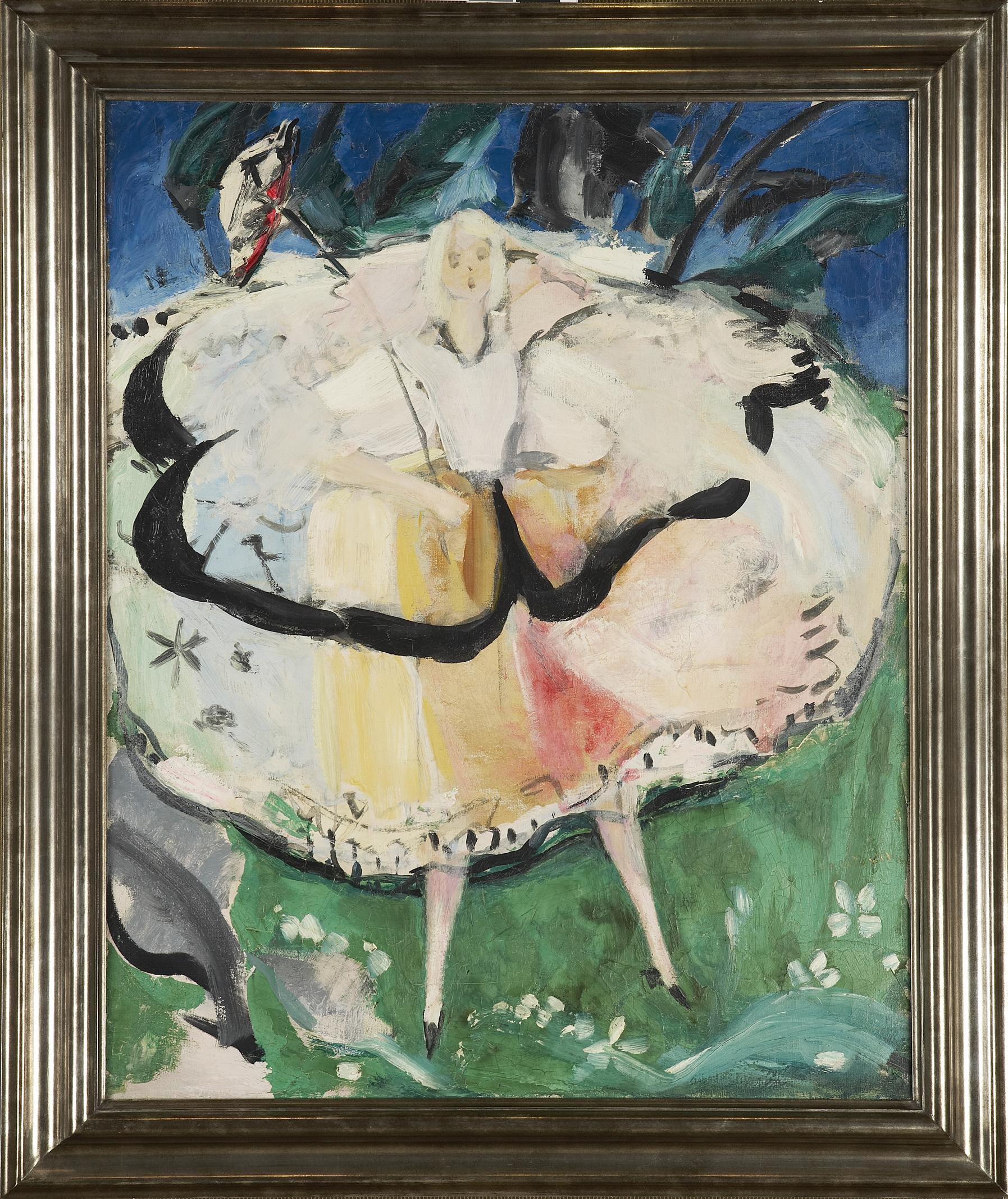 Cendrillon, Jacqueline Marval, 1928