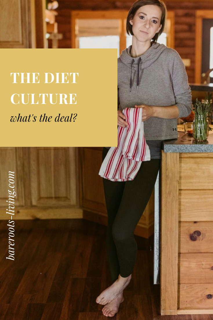 exploring the diet culture in America