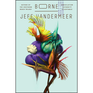 4. Borne - By Jeff VanderMeer, MCD BooksA flying bear. A blue fox. A sea anemone/squid/pulsing glowing piece of biotech. A contaminated, post-apocalyptic world where the human species is defeated and will most certainly not inherit any future. Even in this decidedly unlivable future, VanderMeer asks us to think about how we form attachments, why we need them, and why survival might mean letting go of humanist concepts of intimacy and futurity. No one is writing fiction like VanderMeer and VanderMeer has never written a book as stunning as Borne.