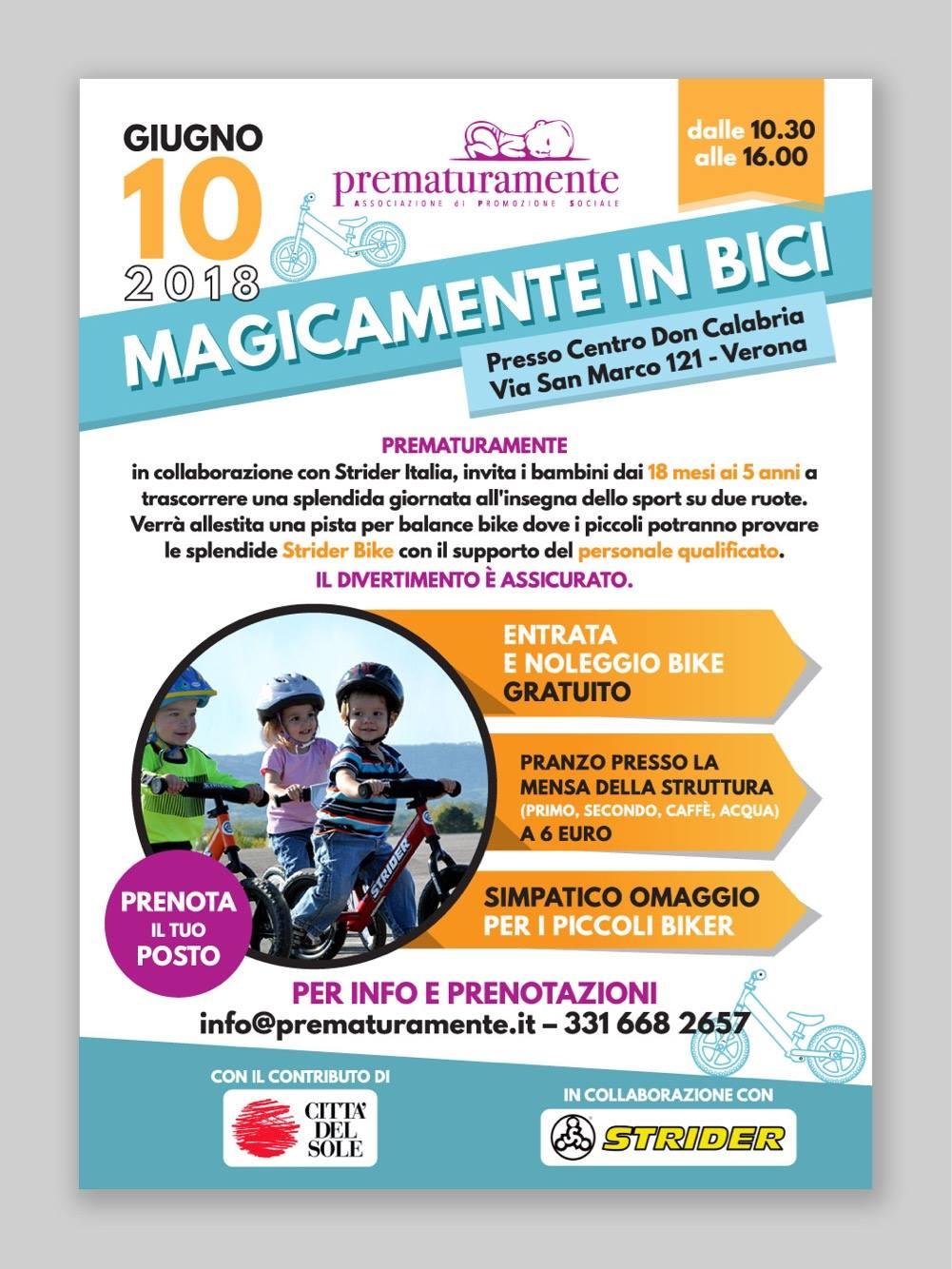Evento: Magicamente in Bici/Strider