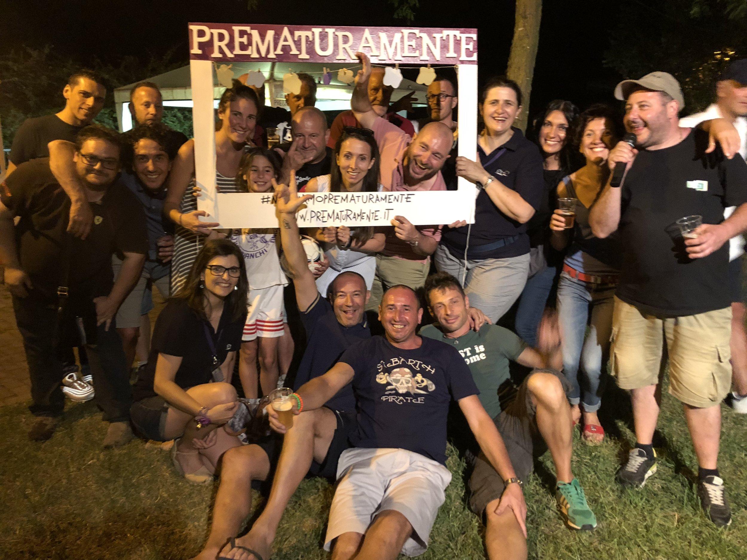 PREMATURAMENTE - ACLI COLA' 30 Giugno 2018