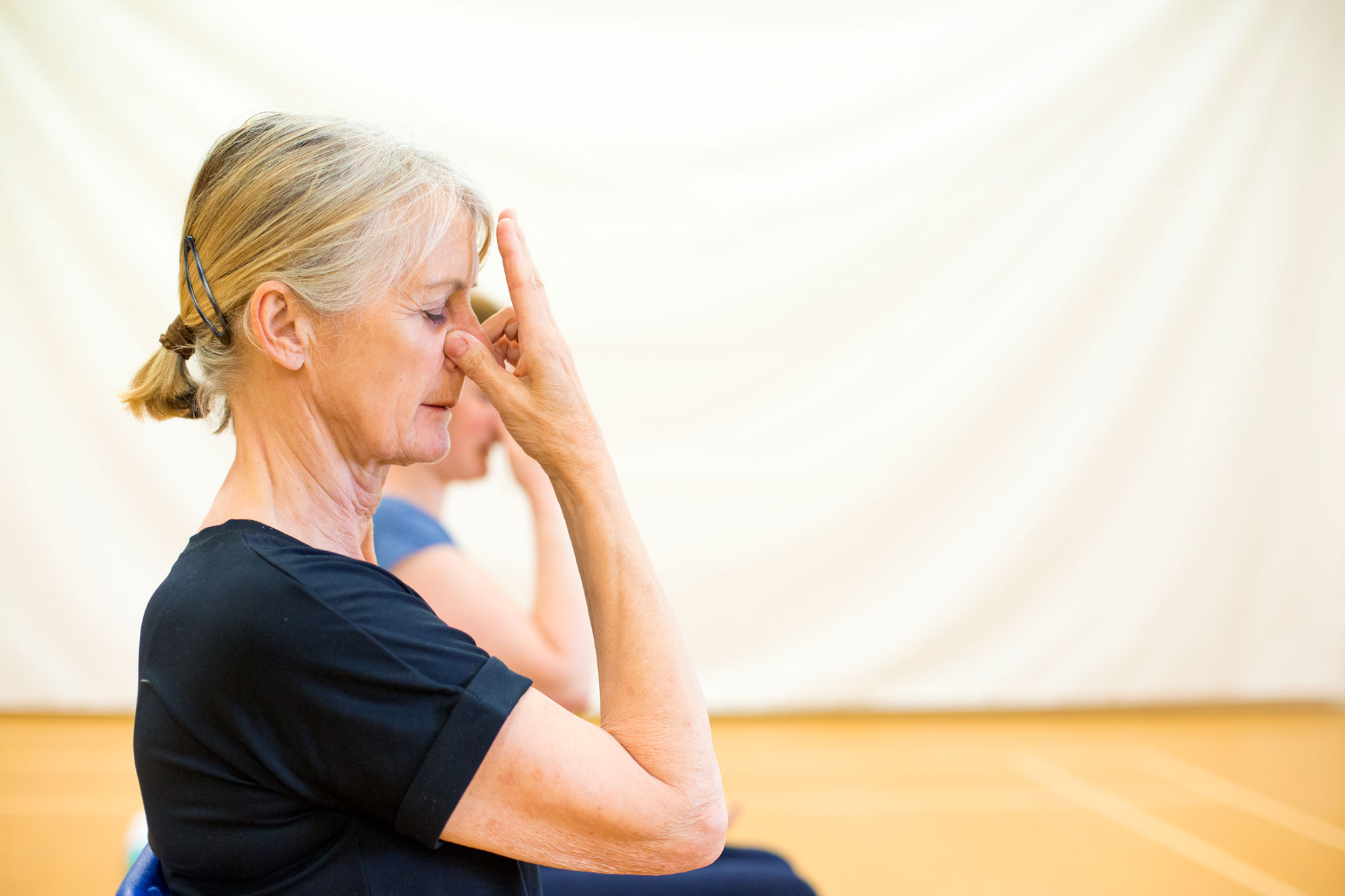 Yoga Therapy -