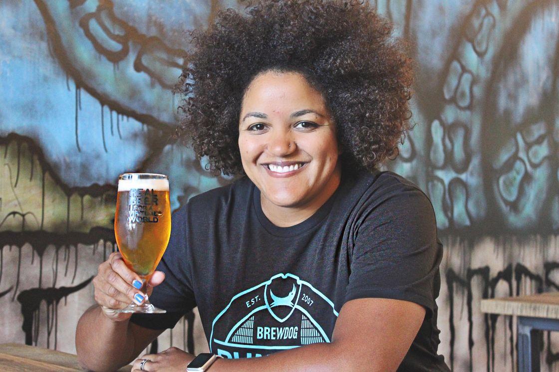 Tanisha Robinson - CEO, BrewDog USA