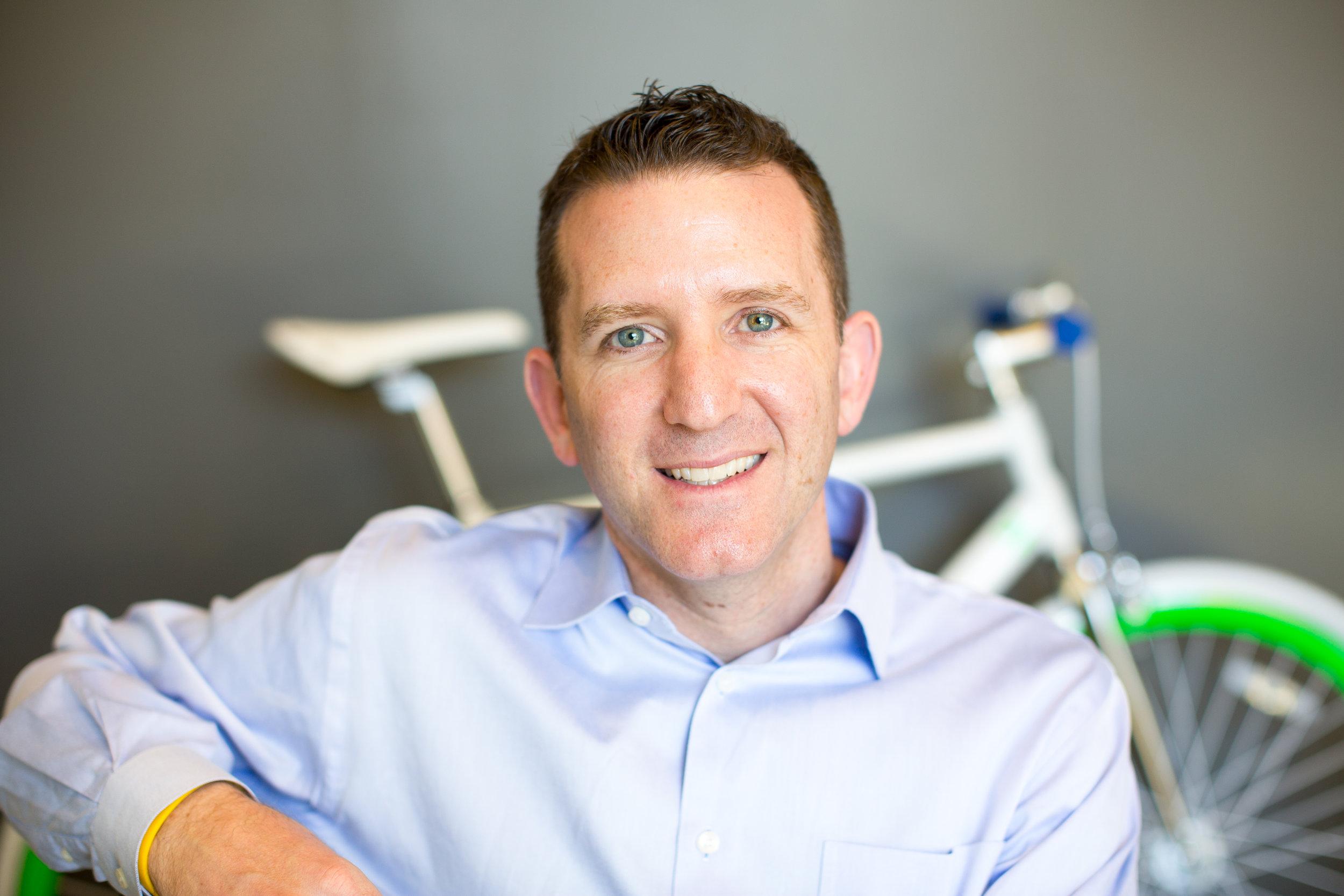 Doug Ulman - President & CEO, Pelotonia