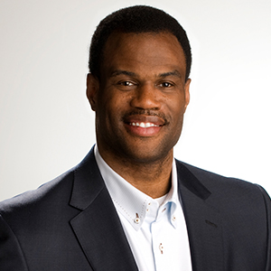 David Robinson - NBA Hall of Fame player and Co-Founder of Admiral Capital Group