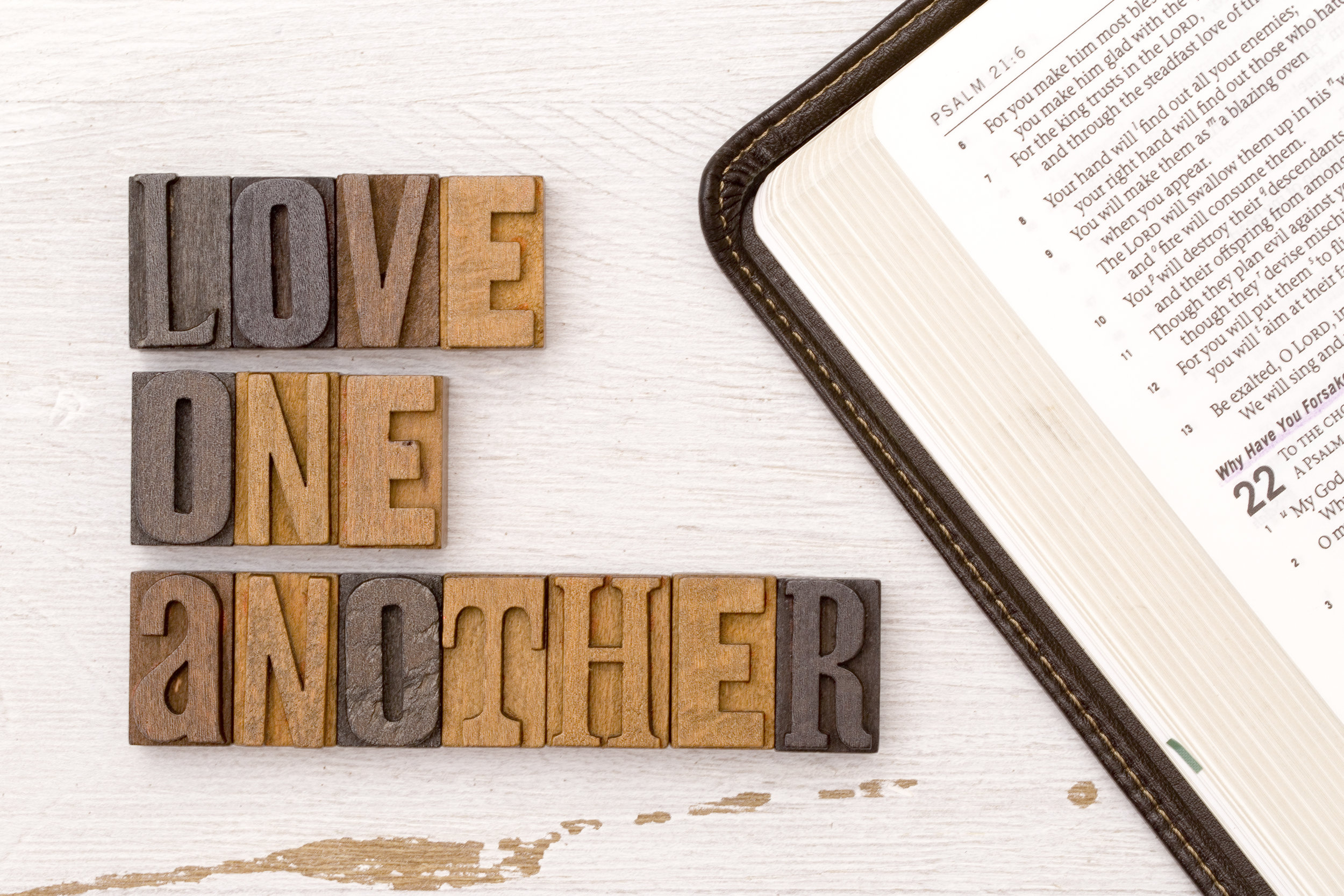 Christ Church Loves - We take Jesus's words to