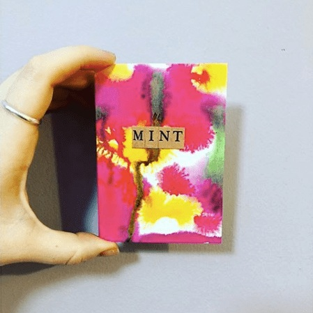 Hit or Miss Holly - Super fun super colourful greetings cards.