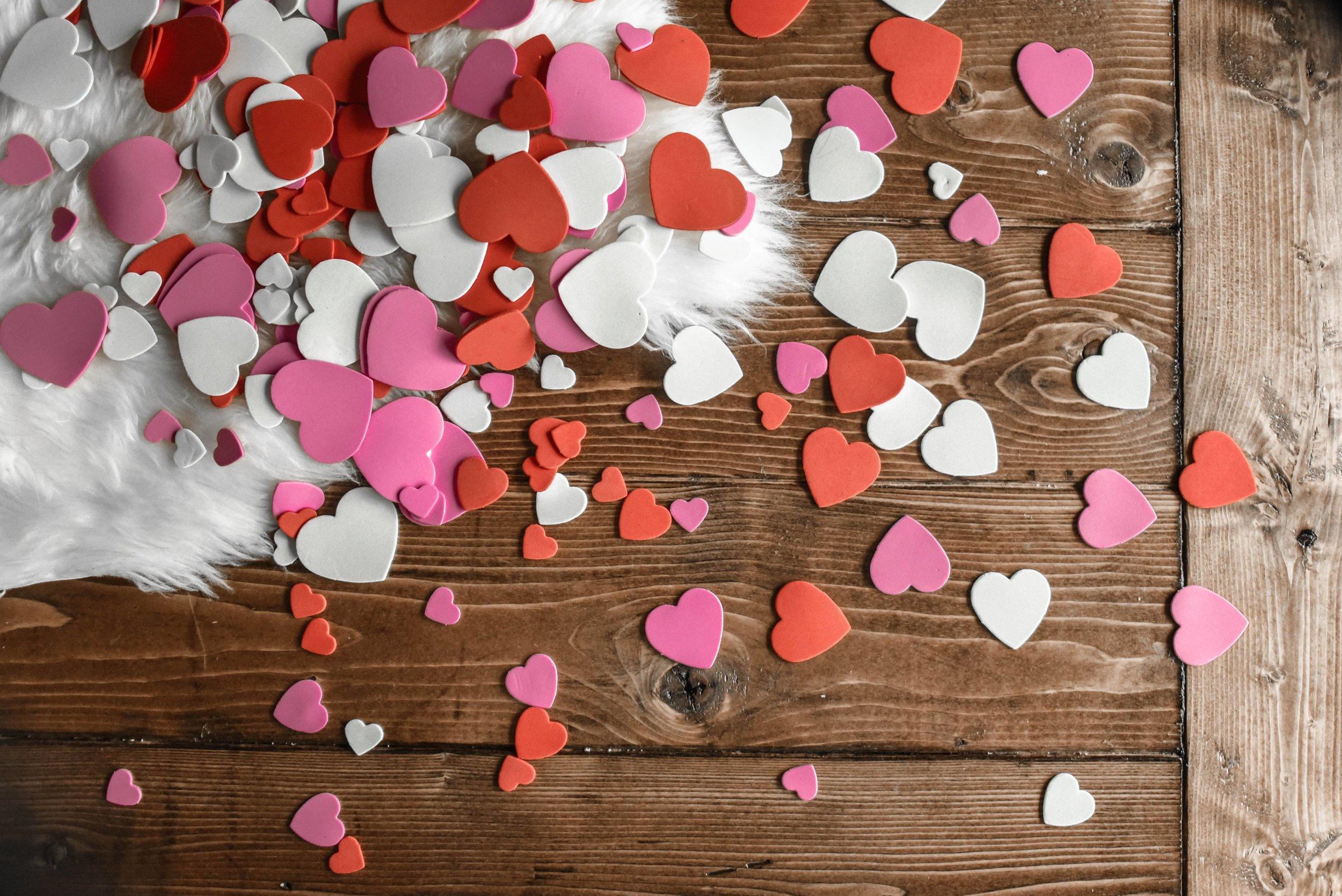 blast it clean valentine's day