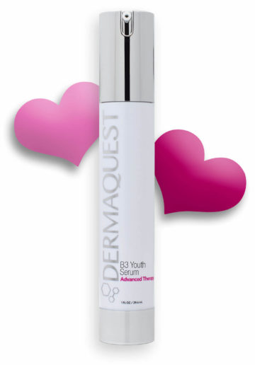 B3 YOUT SERUM - Your skin deserves to be loved!B3 Serum is free of commonly used heavy silicones that sit on the skin preventing absorption. Instead, B3 serum dissipates into the skin to firm, hydrate and support barrier repair. An unrivaled blend of antioxidants to target unwanted discoloration and environmental damage, perfect for anti-aging and prevention!Performance IngredientsVitamin B3 (Niacinamide)Vitamin CSodium Hyaluronate (Hyaluronic Acid)Botaniceutical DermSmooth WPP PeptideCyperus Papyrus Leaf Cell Extract
