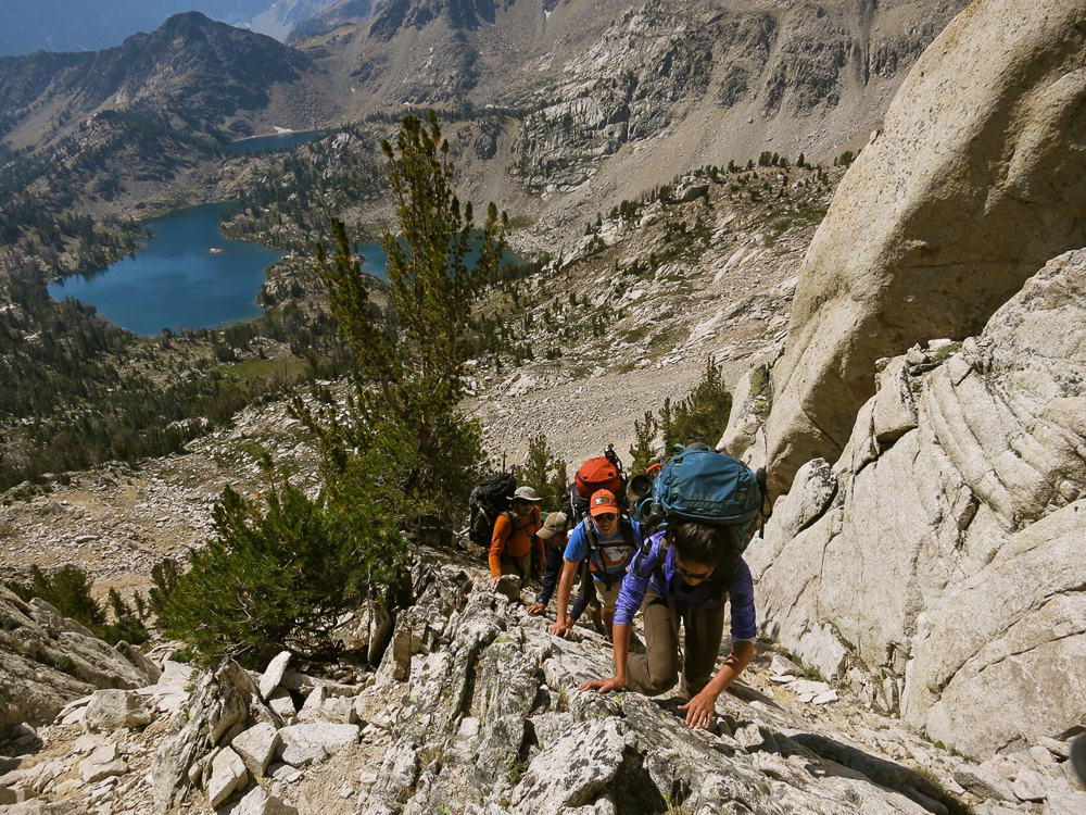 REGIONAL EXPEDITIONS - We offer a wide range of expeditions though Idaho and beyond. Below is a sampling of some of our most popular trips. Don't see what you're looking for? Contact us for more information.