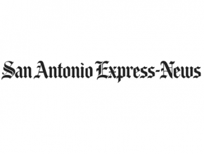 """""""Up In Flames"""" San Antonio Express-News"""