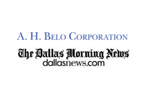"""Reforming CPRIT"" James Drew and Sue Goetinck Ambrose A.H. Belo Corp. and The Dallas Morning News"