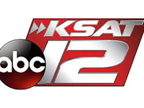 """Food Bank Donations for Children in Trash"" KSAT TV"