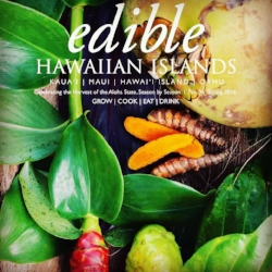 Click here to see our farmer featured in Edible Hawaii magazine