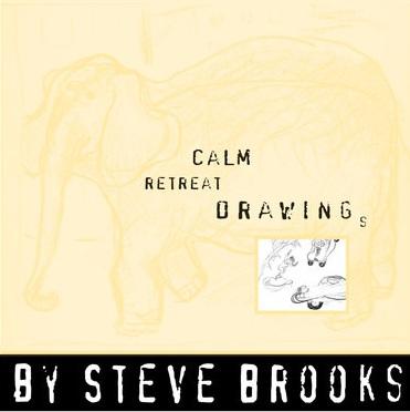 Calm Retreat Drawings