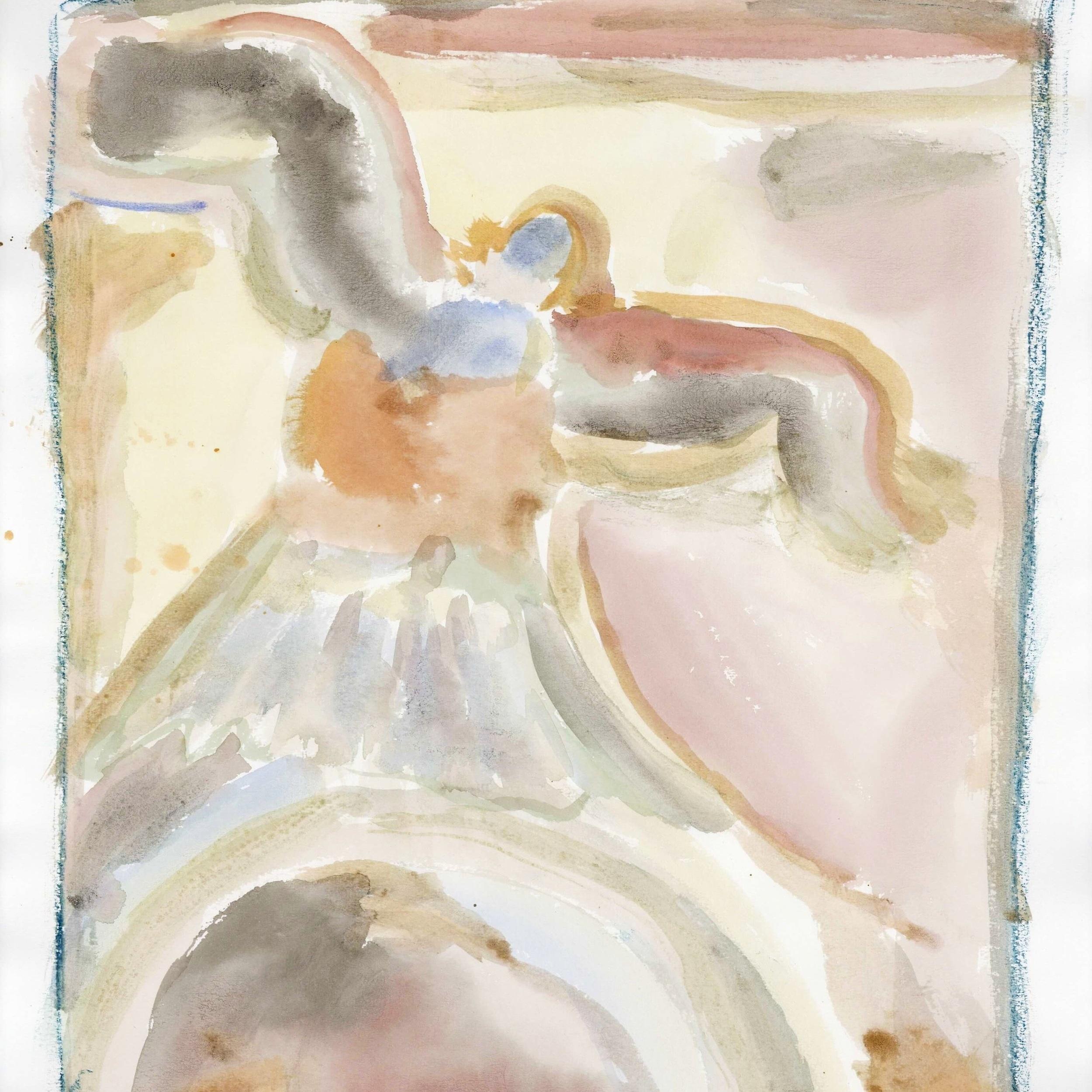 Paintings & Drawings - 1997-2001
