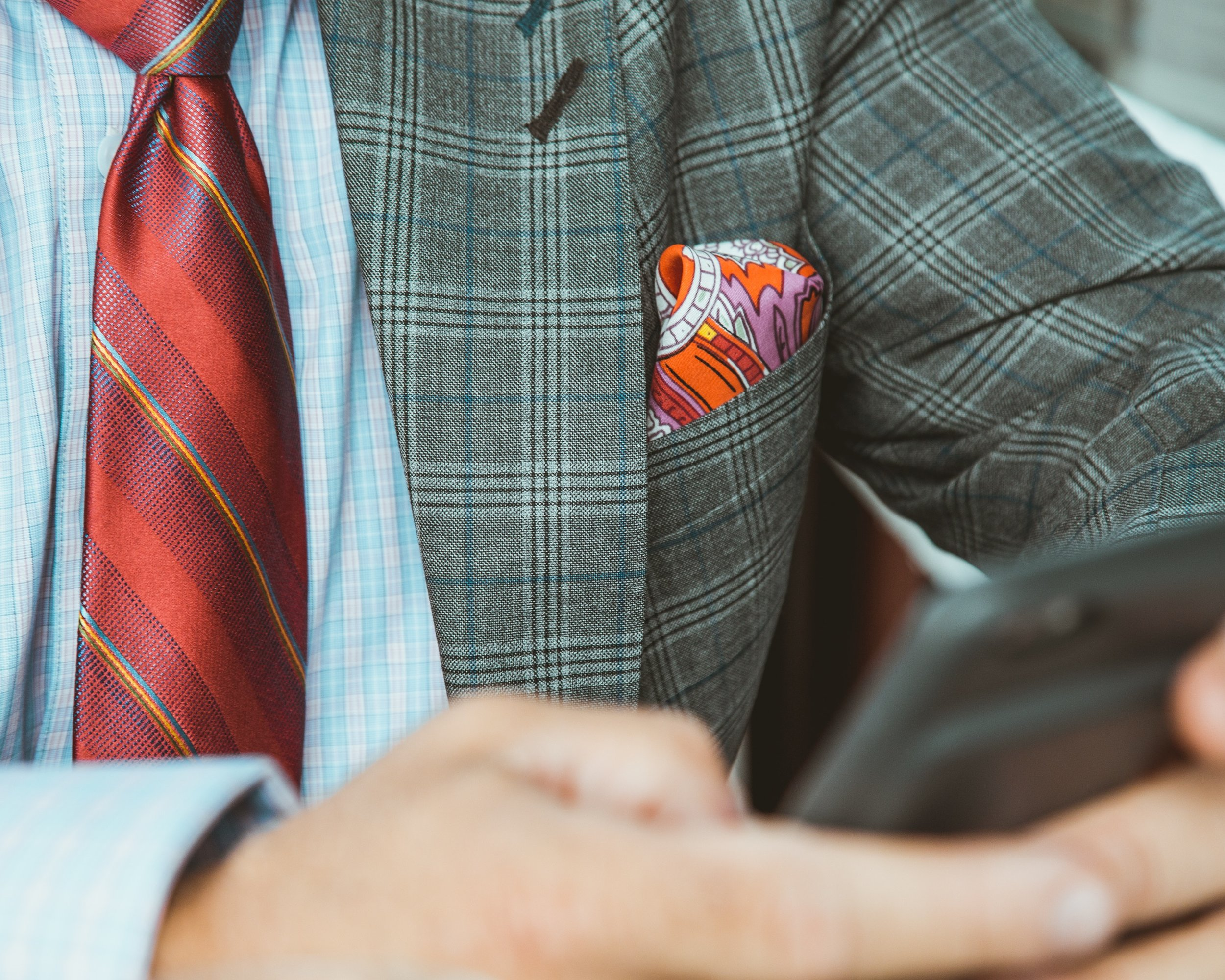 psychology  of dressing well