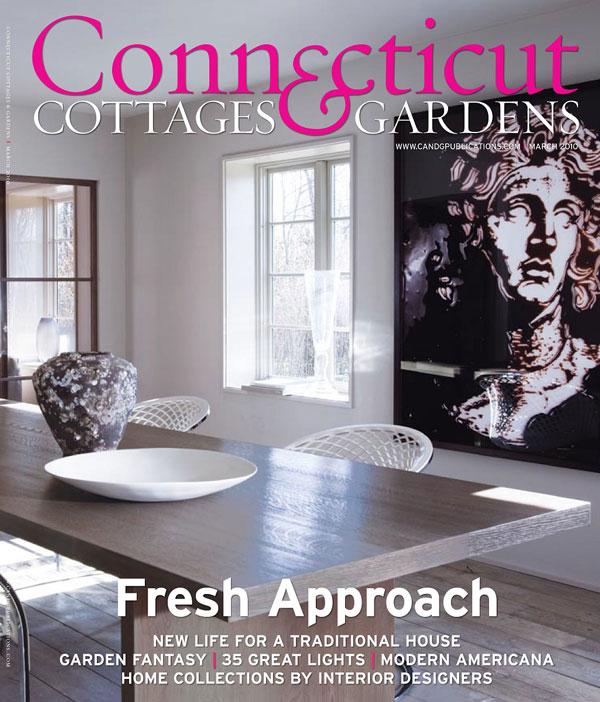 Teasdale Design Studio - Connecticut Cottages and Gardens